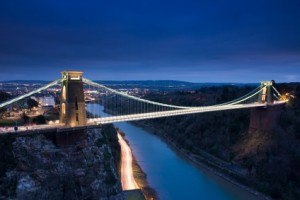 photo of clifton suspension bridge. local bristol solicitor